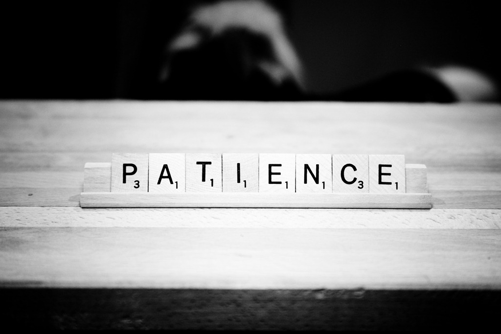 Fondamentaux pour réussir : le Savoir et la Patience!