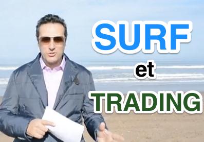 S'inspirer des surfeurs pour gagner en Trading