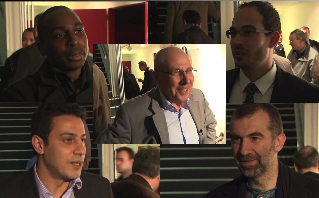 Témoignages à l'issue de la Conférence Live sur la Psychologie des Foules et IT