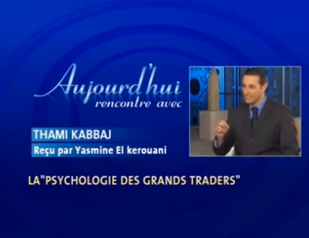 ITW sur «La Psychologie des Grands Traders»