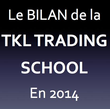 Le bilan exceptionnel des TKLiens en 2014