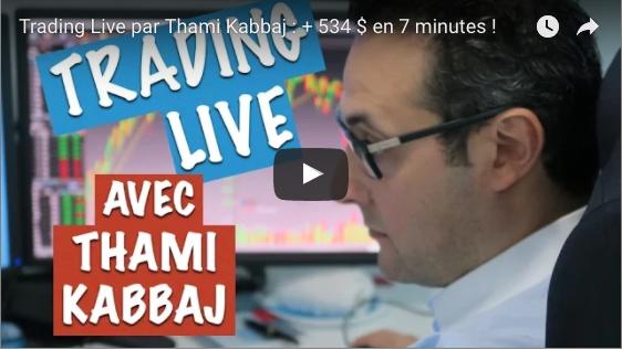 TRADING TRADING Trading Live par Thami Kabbaj : + 534 $ en 7 minutes Capture d   e  cran 2017 05 17 a   13