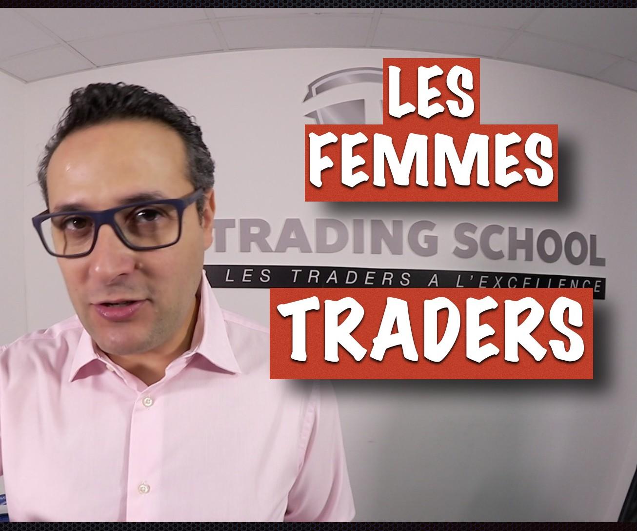 Femme Trader : une femme a-t-elle ses chances en trading ?