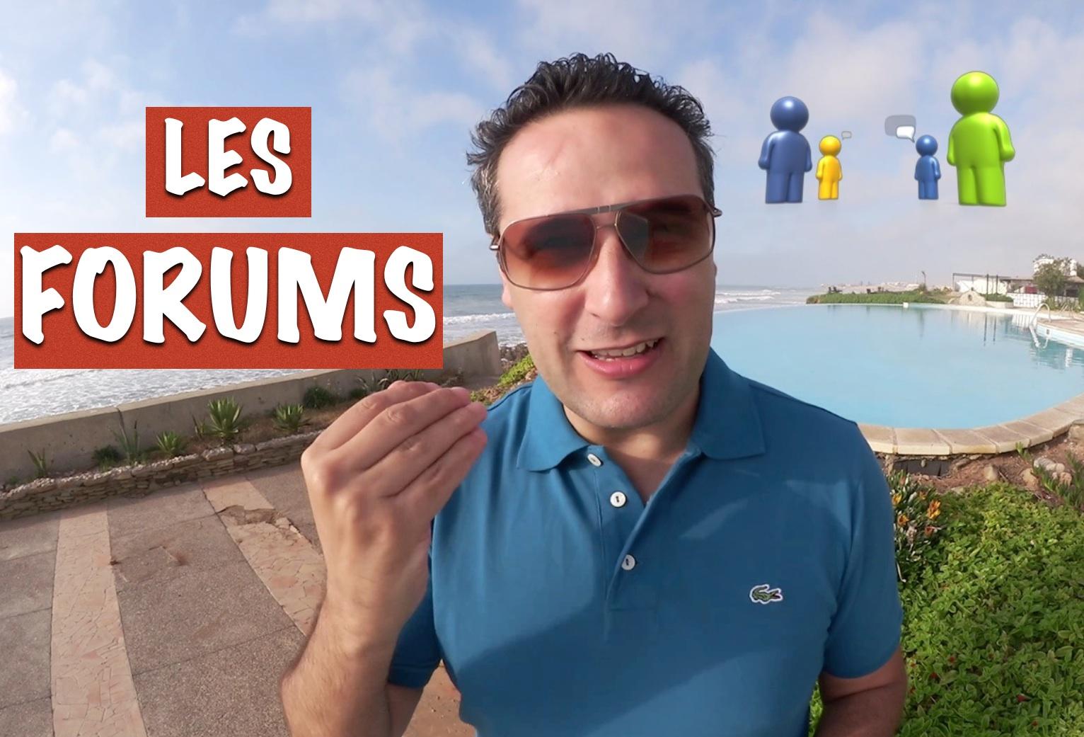 Evitez d'etre accro aux forums boursiers !