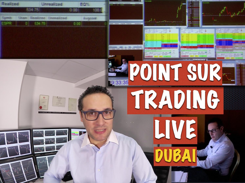 Point sur Trading Live par TK @ TKL EVENT