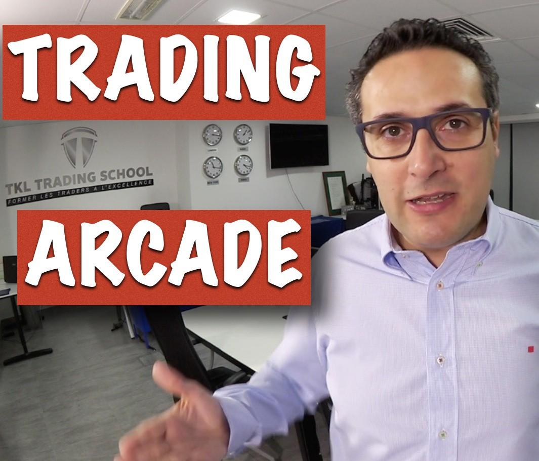 Faut-il necessairement Trader depuis une Arcade pour gagner sur les marches ?