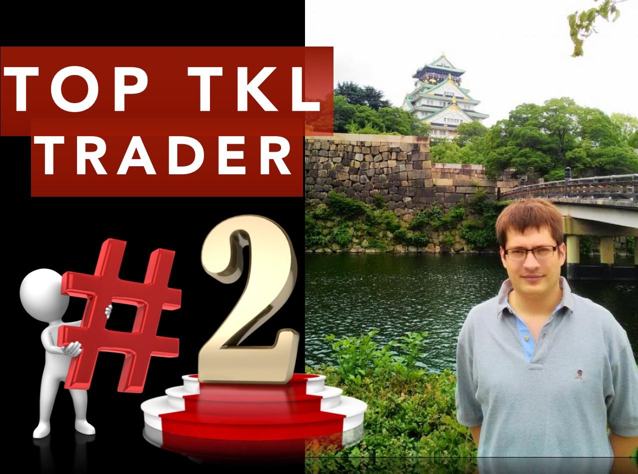 Sebastien, TOP TKL TRADER N.2 avec plus 200% de performance