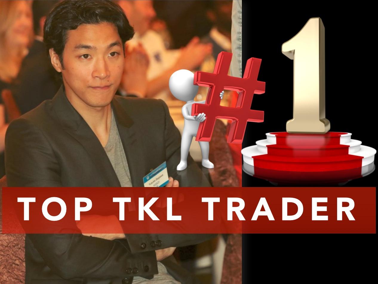 Devenir Trader : la performance exceptionnelle de Yusuke TKL Trader