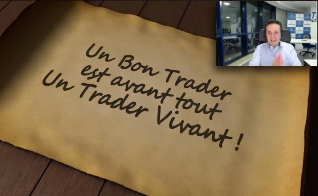 Gagner en trading : Un Bon Trader est un Trader Vivant !