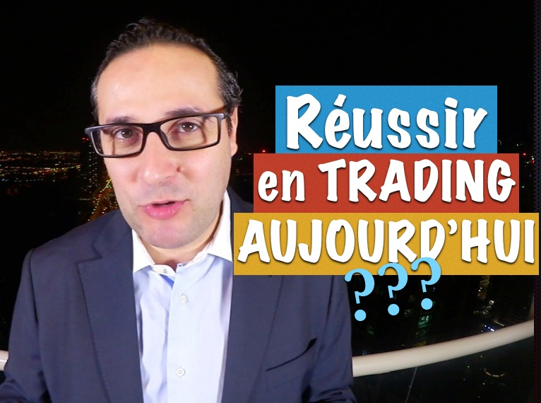Est-il plus difficile de réussir en Trading aujourd'hui ?