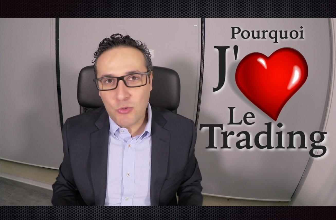 Métier Trader : voilà pourquoi j'aime le Trading