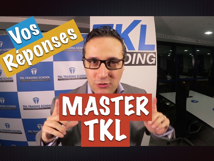 MASTER TKL : Les réponses à vos questions sur la formation trading