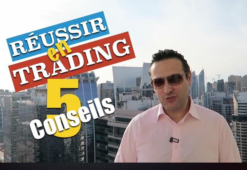 5 conseils pour débuter en trading