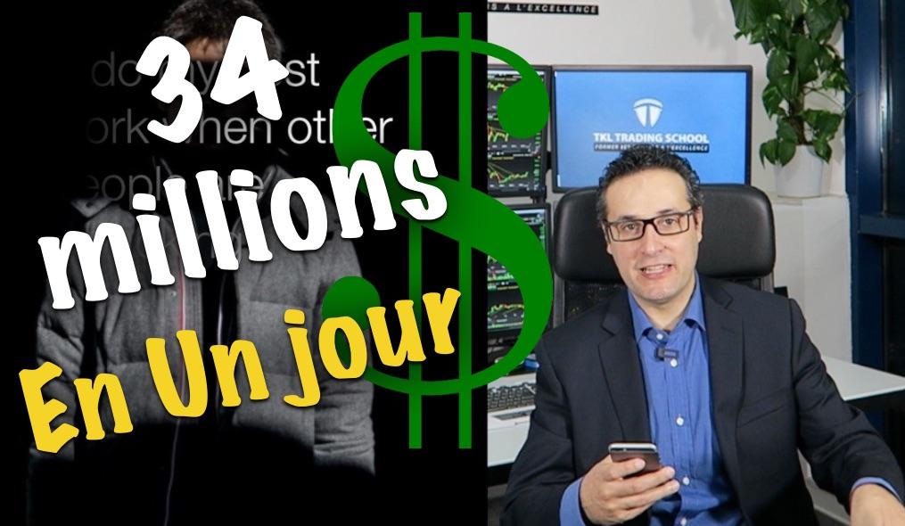 Comment un trader particulier japonais a gagne 34 M $ en 1 jour ?