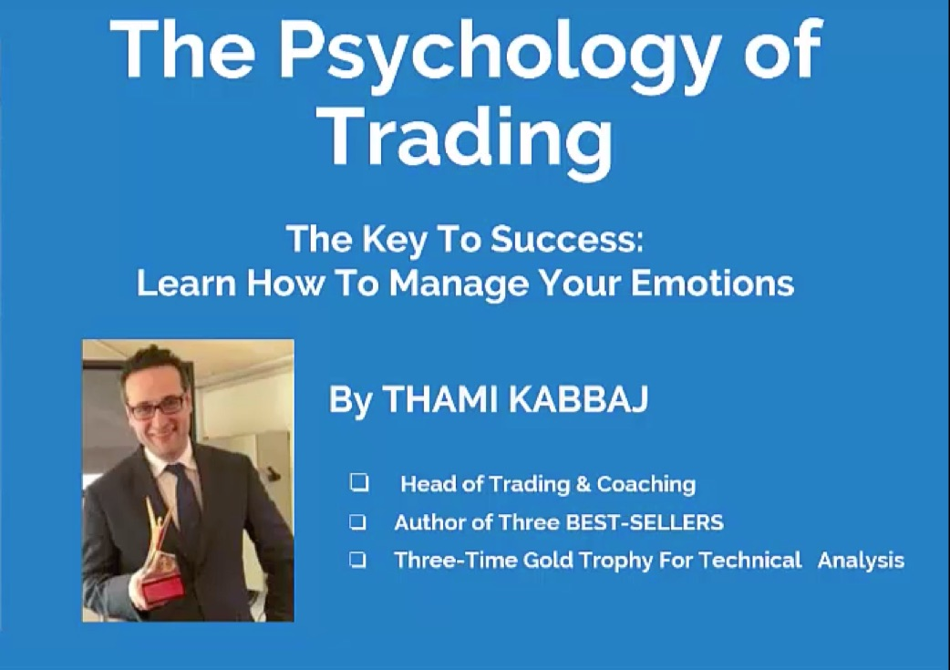 Introduction to Trading psychology by Thami Kabbaj
