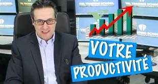 Comment augmenter considérablement sa productivité