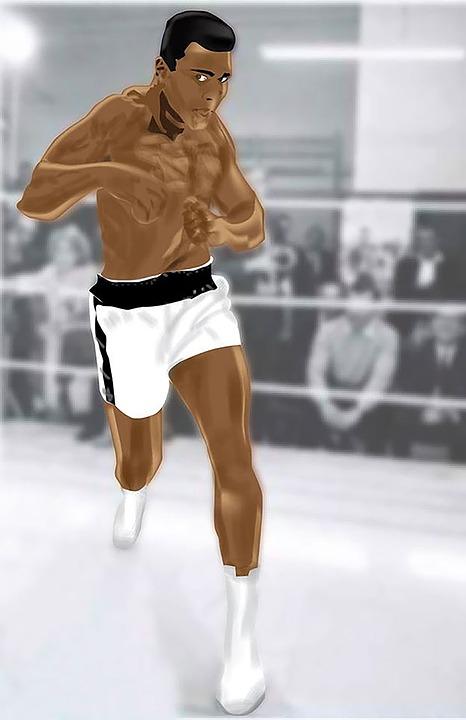 Vivez votre vie comme un champion ! champion Vivez votre vie comme un champion ! poster 1229021 960 720