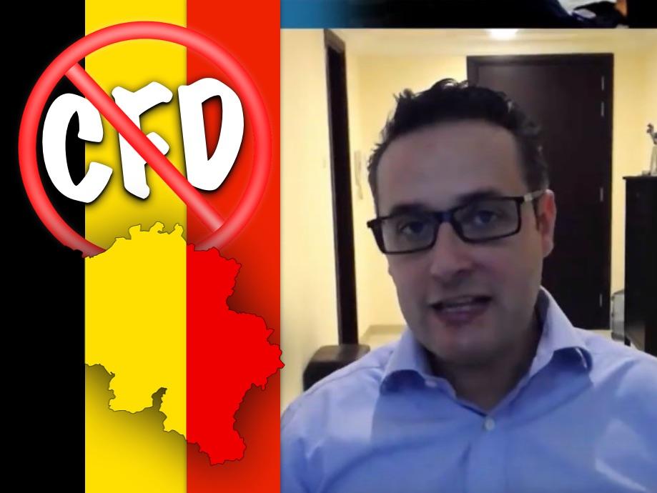 Mon avis sur l'interdiction des CFDs en Belgique