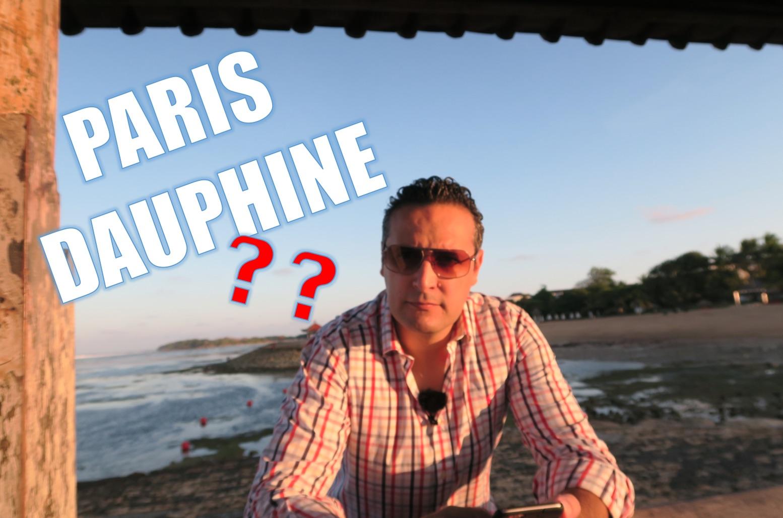 Admis à Paris Dauphine grâce à la TKL ?