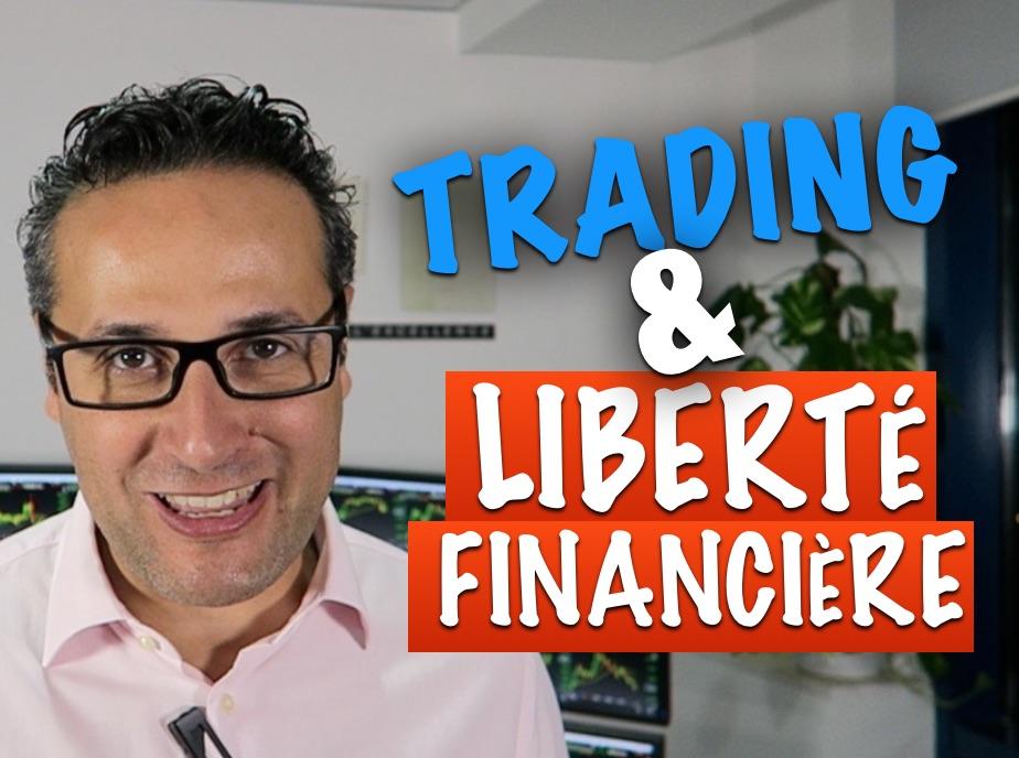 Faut-il faire du Trading pour devenir libre financièrement ?