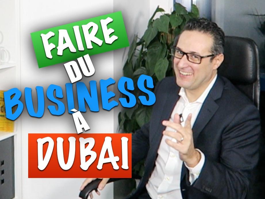 ITW TK : «Pourquoi Dubai est l'endroit idéal pour faire du Business»