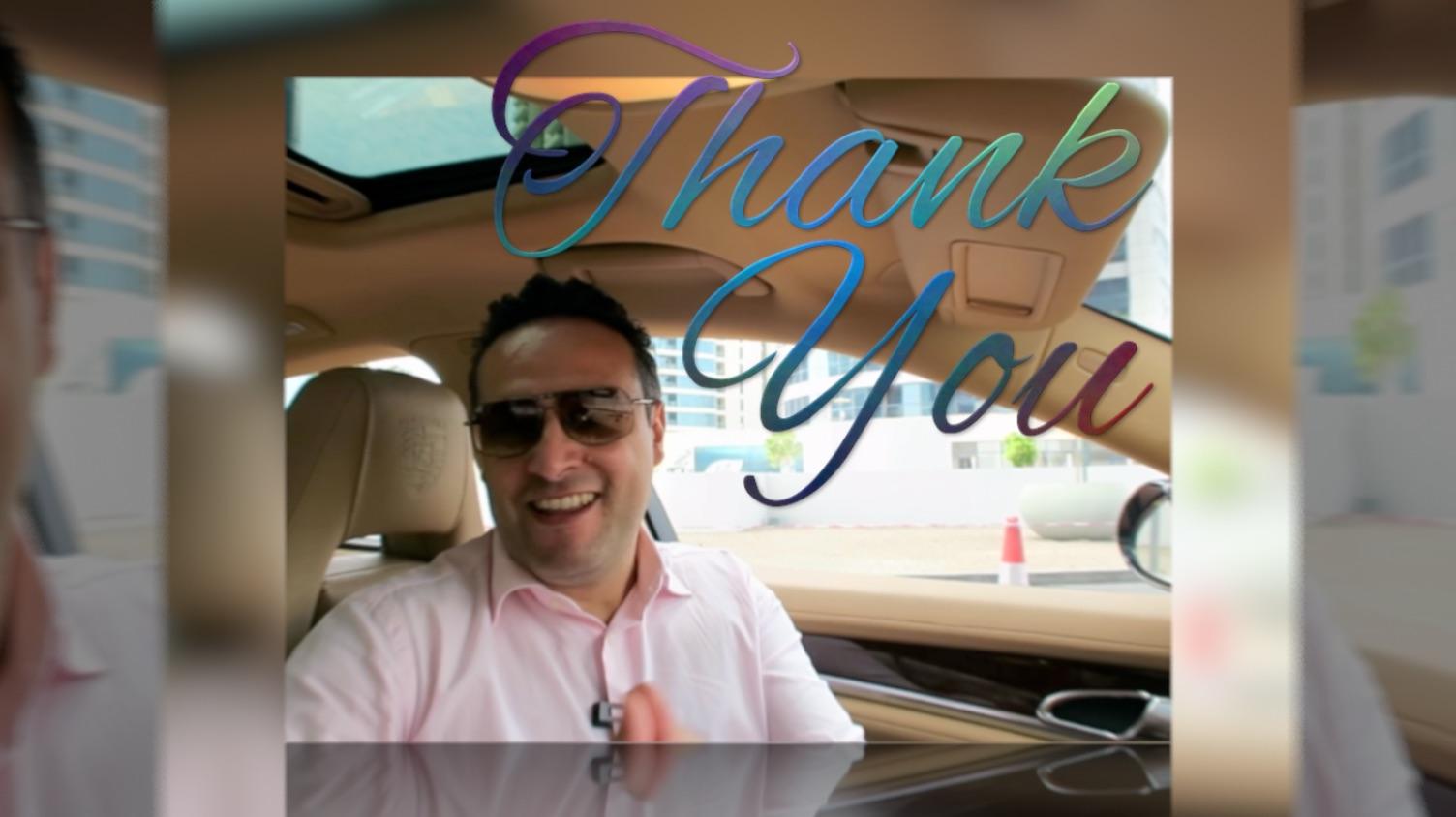 Record Battu : 1 million de vues sur YouTube en moins d'un an !!!