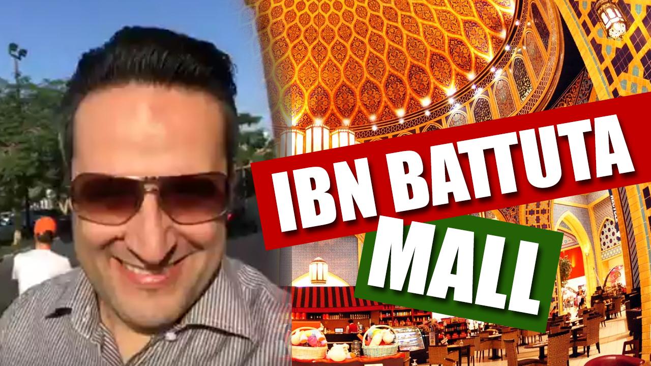 Visite d'un Mall incroyable à Dubai et petit cours d'histoire :)