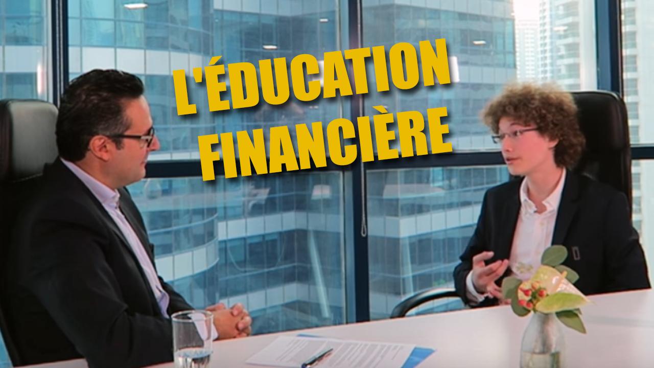 L'éducation financière est clé pour assurer ses vieux jours !