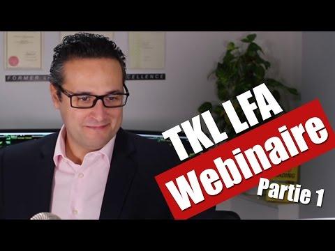 [Replay Webinaire] TKL LFA et réponses aux questions – Formation Liberté Financière
