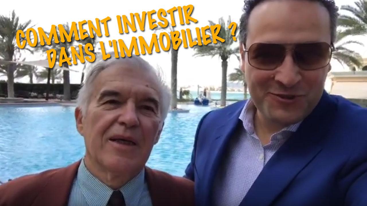 ITW Gilbert : Investir dans l'immobilier comme un pro ?