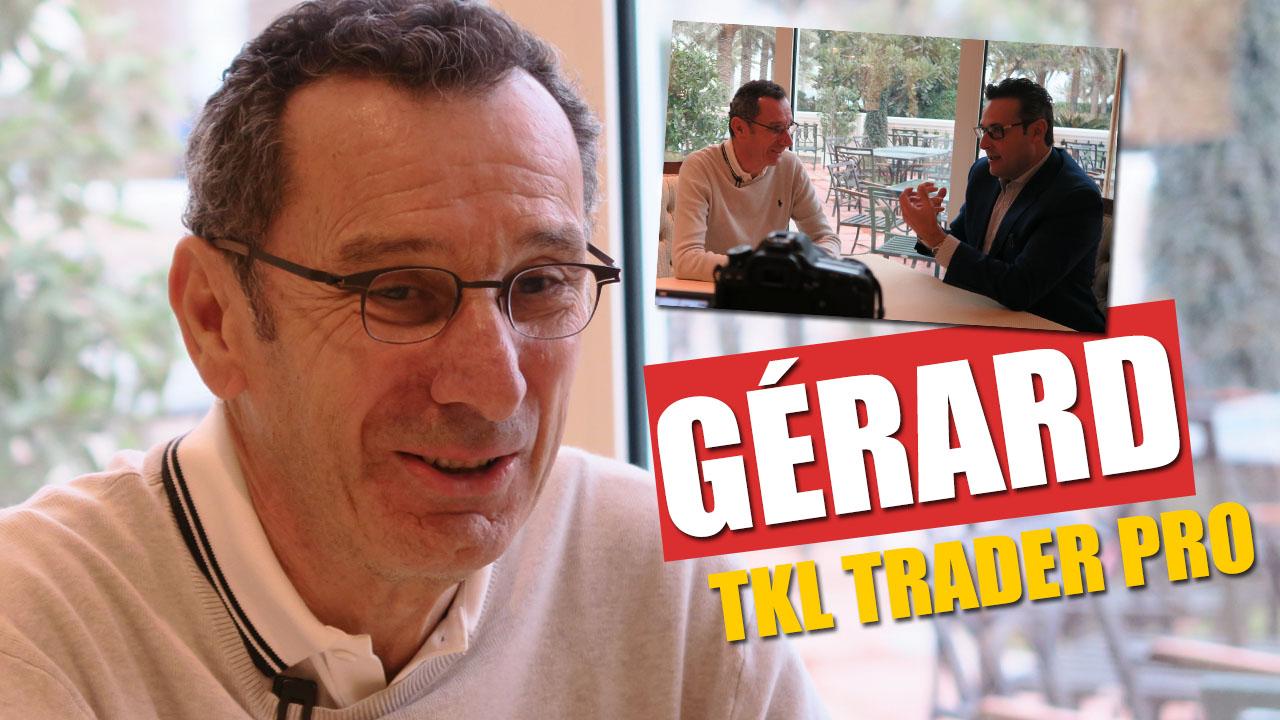 ITW Gérard : rares sont les personnes qui insufflent une telle énergie !