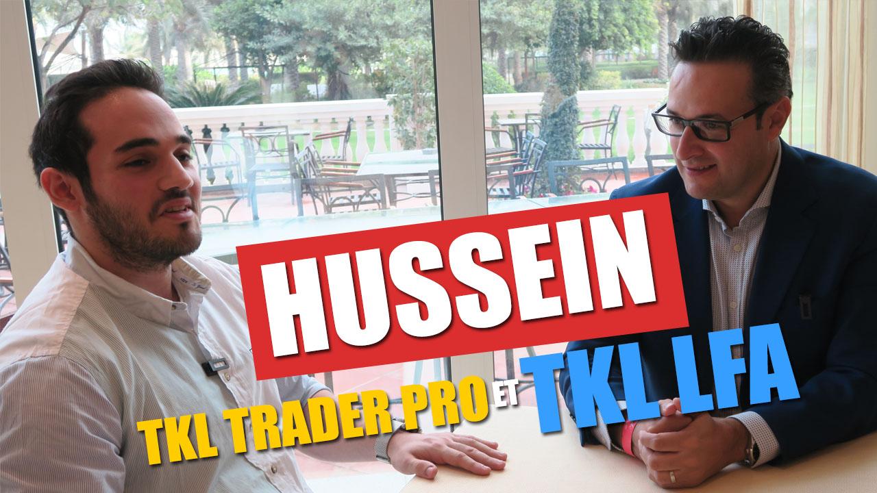 ITW Hussein : 40,000 $ de pertes pour avoir suivi des signaux tronques !