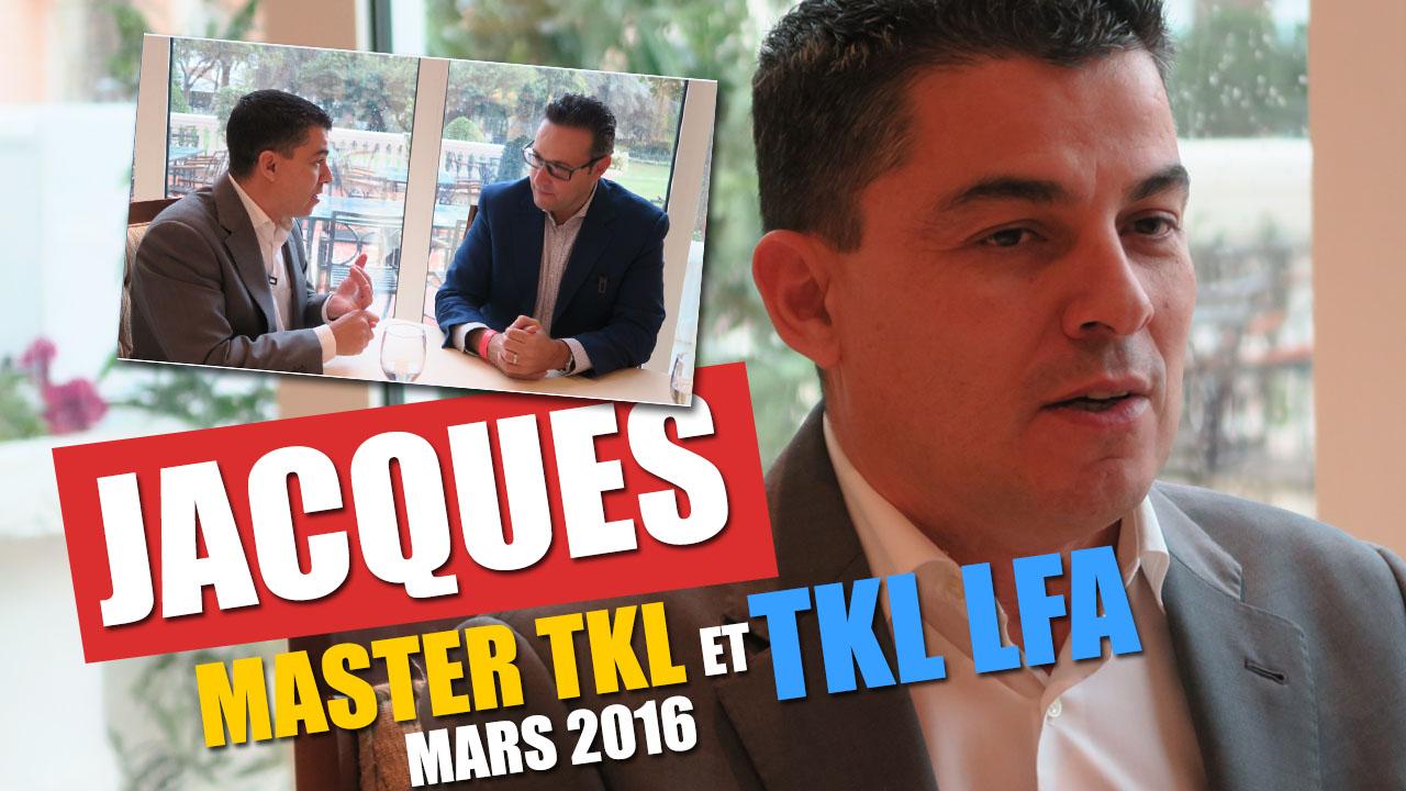 Jacques : «la TKL ne vends pas du rêve !»