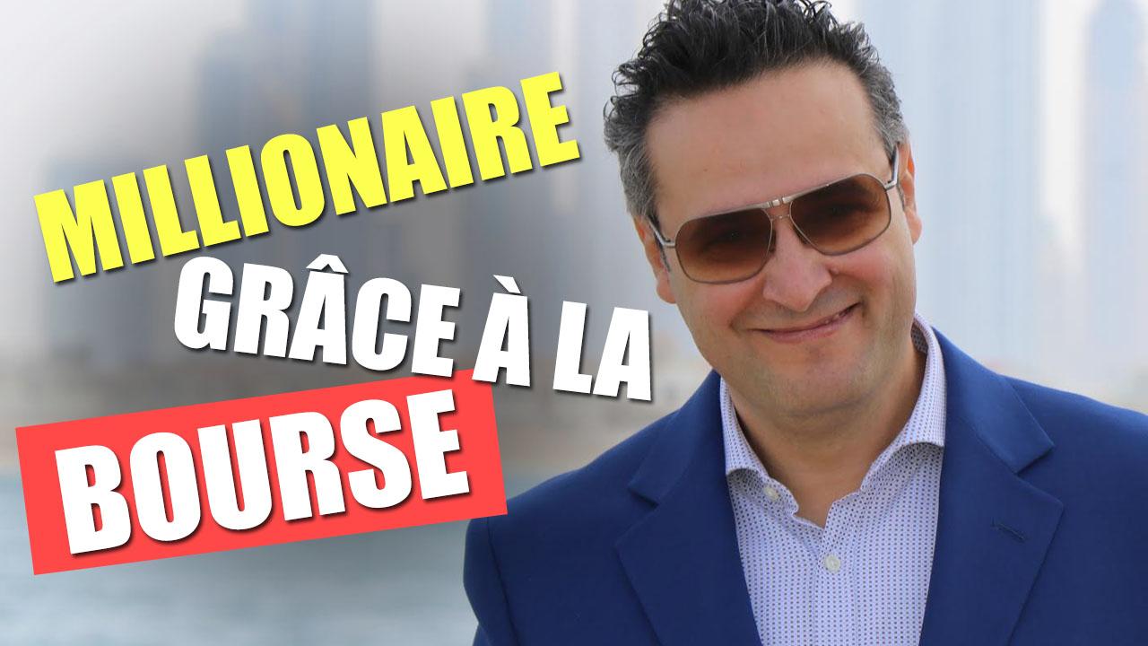 [TKL LFA] Pilier No.2 : Devenir Millionaire grâce à la #Bourse !