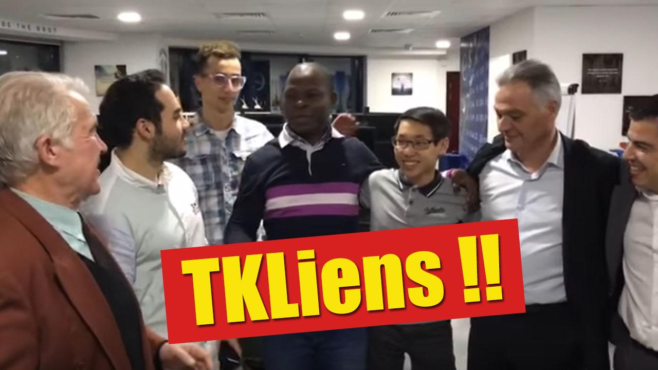 Un stage de folie avec des TKLiens en super forme ! #tkl #tempetedesable #dubai