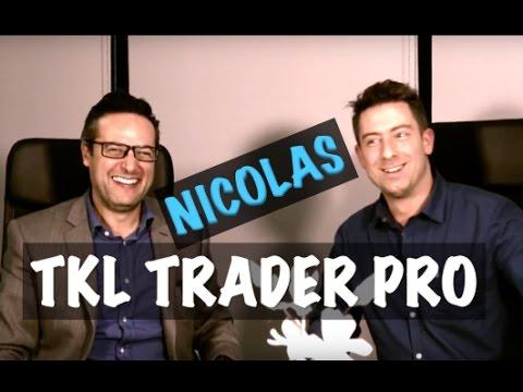 ITW Nicolas – Investisseur Immobilier, 5 appartements et TKL TRADER PRO