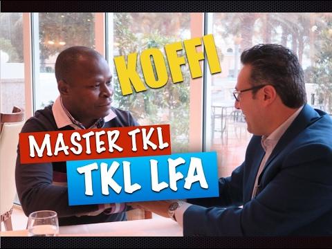 KOFFI : «Thami est un moteur d'énergie !»