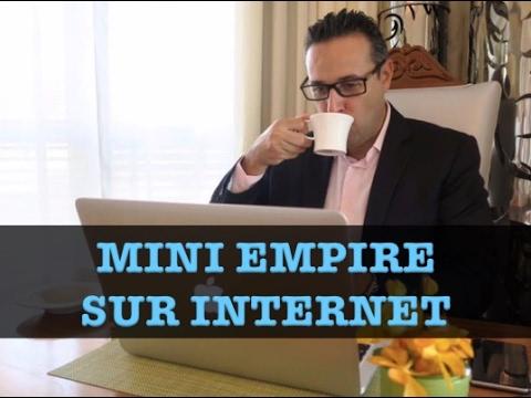 [TKL LFA] Pilier No.3 : Créer un Mini Empire sur Internet – Business en Ligne