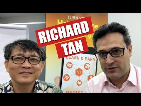 Qui est Richard Tan ?
