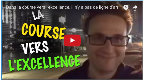 l'excellence