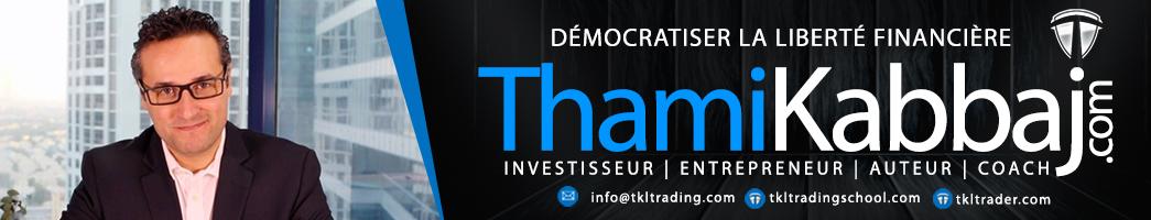 Démocratiser la Liberté Financière #ThamiKabbaj