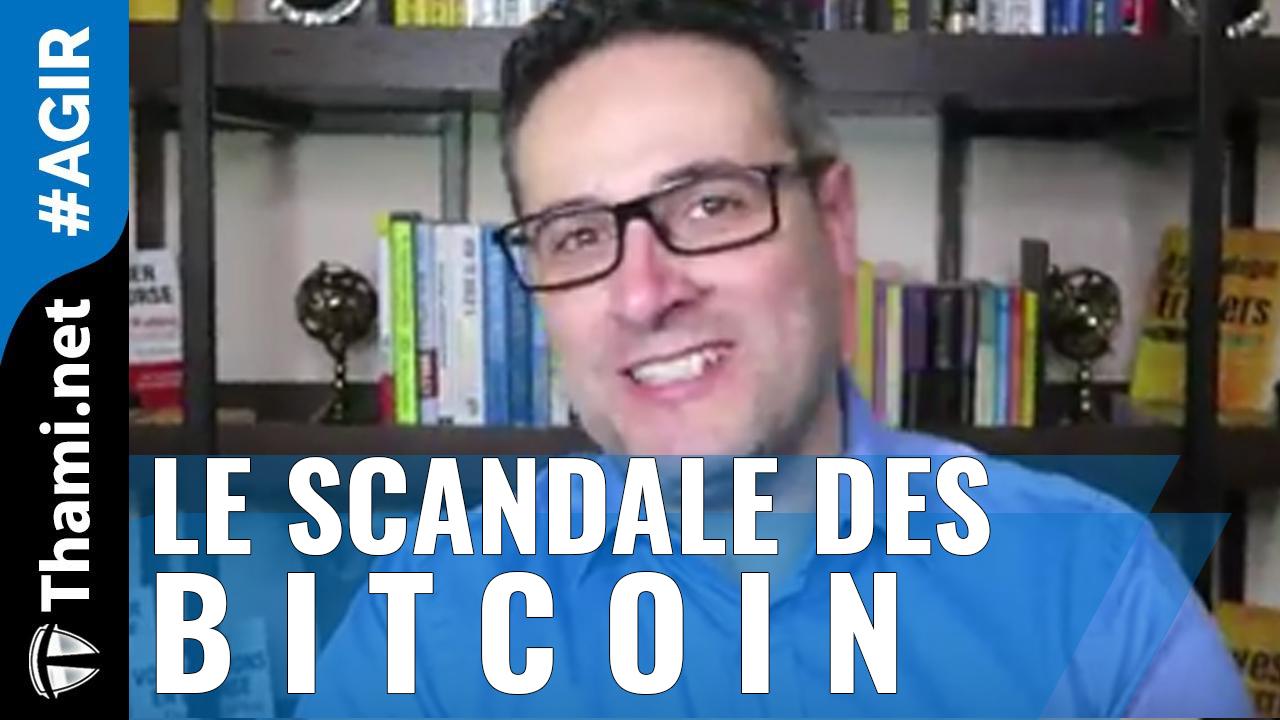 L'énorme SCANDALE des CryptoMonnaies #Bitcoin #Ethereum #LiteCoin