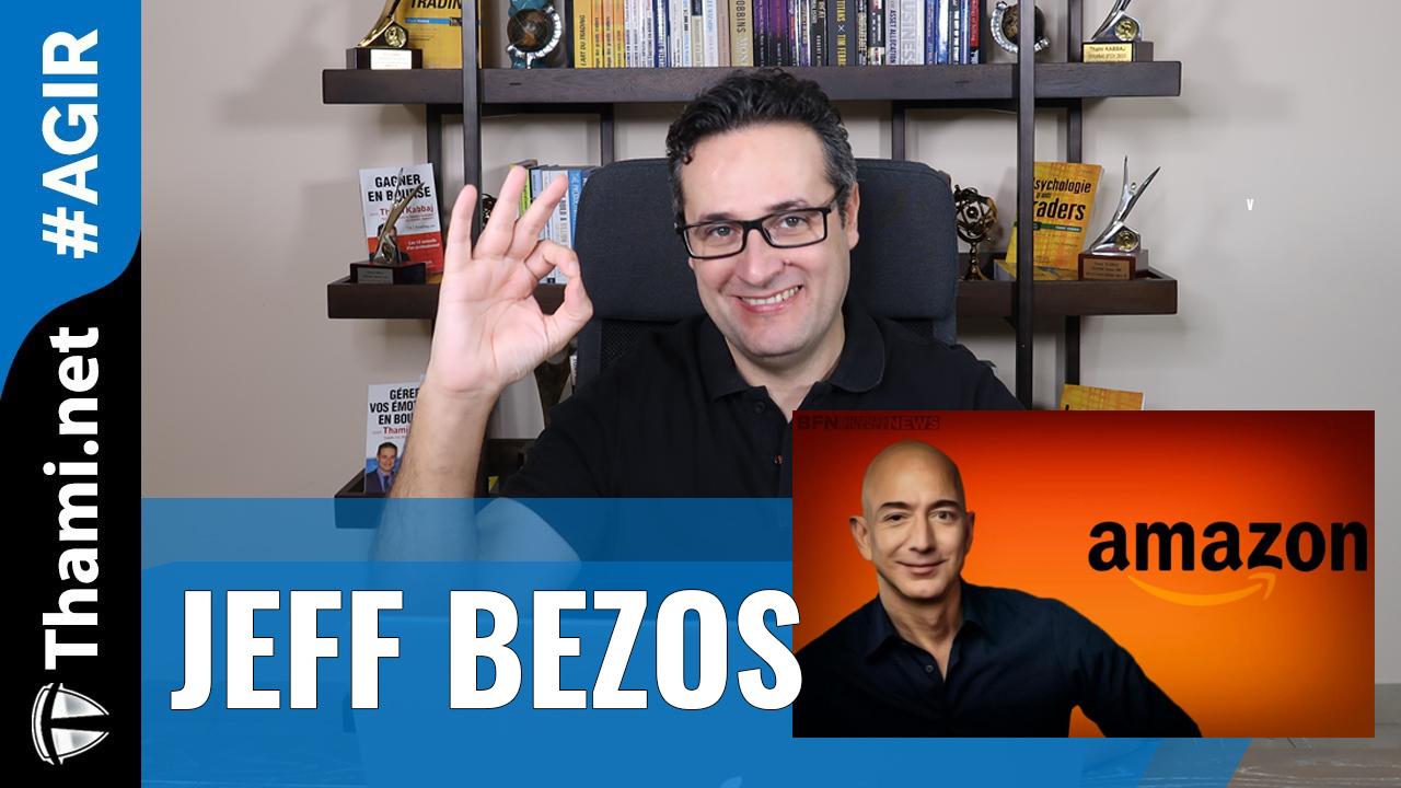 Comment Jeff Bezos est devenu l'homme le plus riche au monde ?