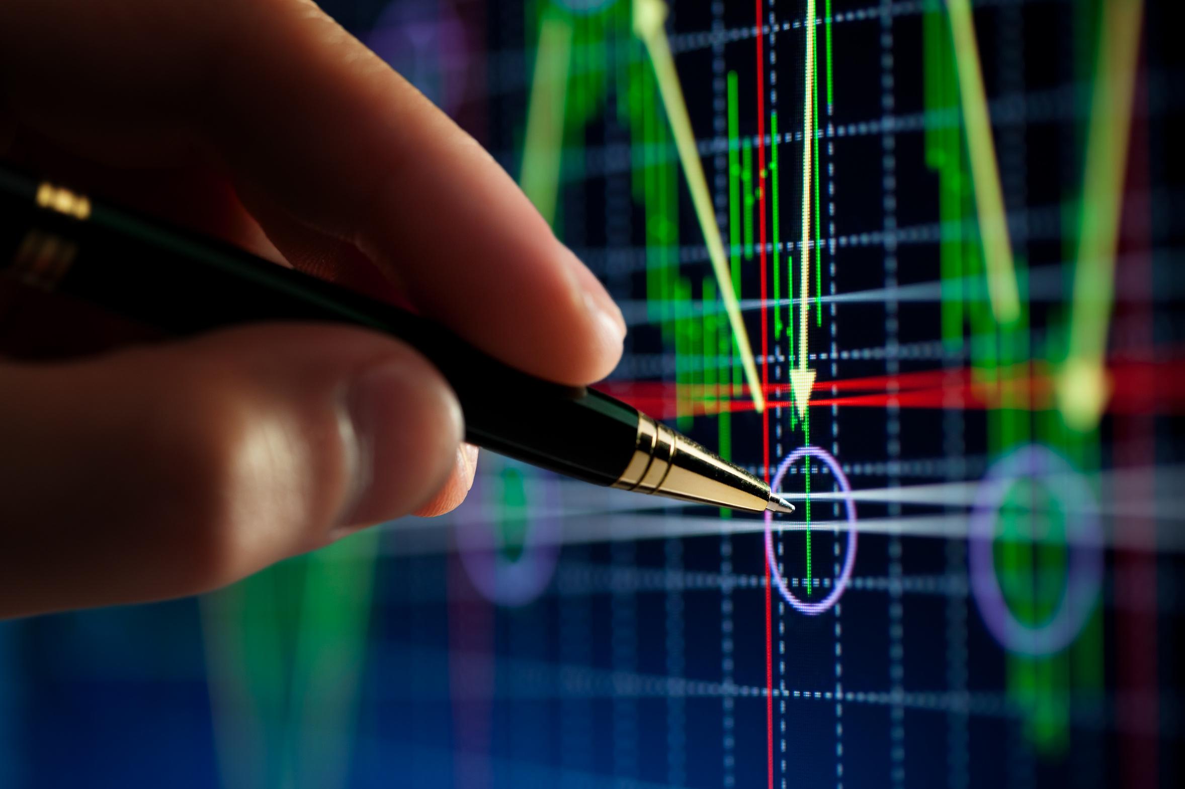 trader trader Est-ce que les singes sont meilleurs que le trader Fotolia 16691347 Subscription L