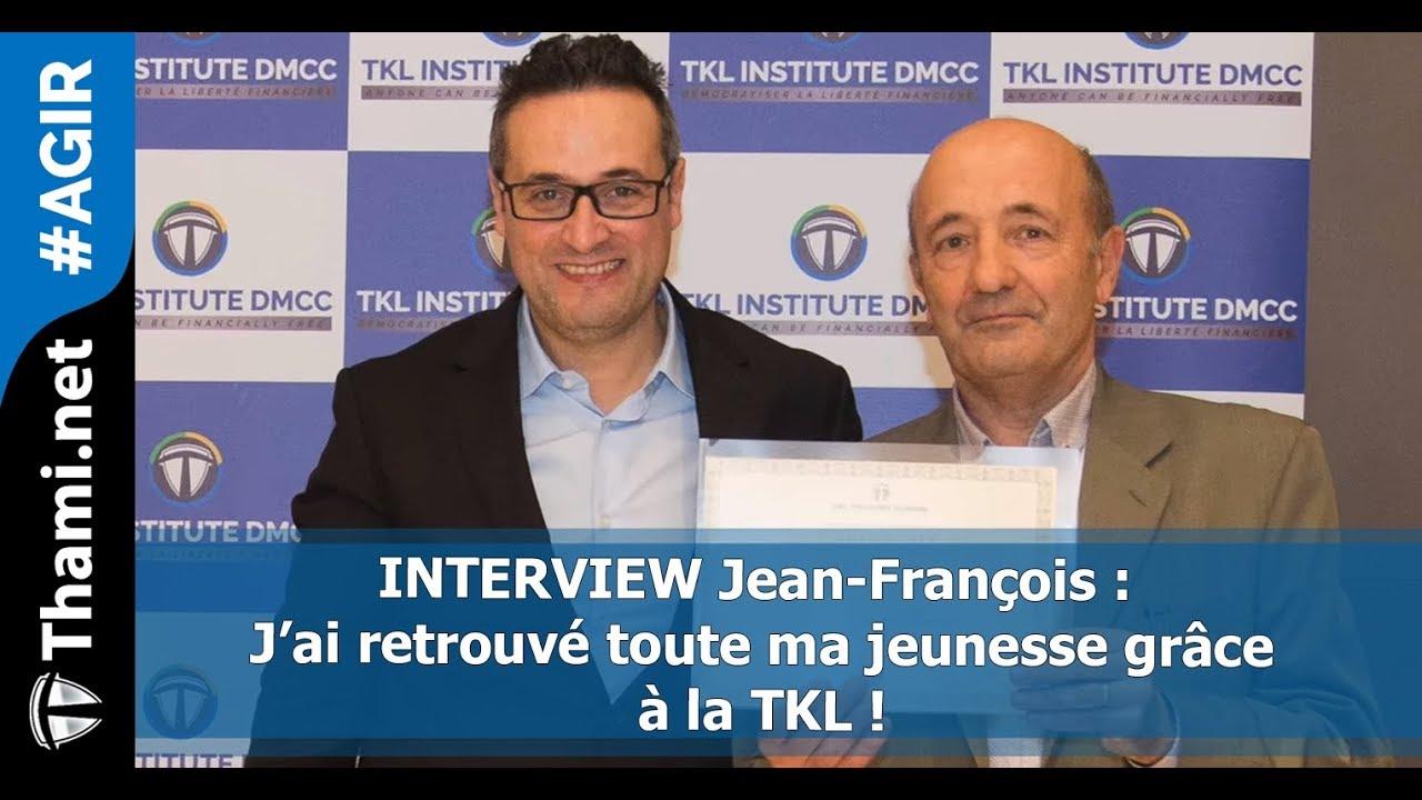 ITW Jean-François : Thami Kabbaj c'est le meilleur d'entre nous !