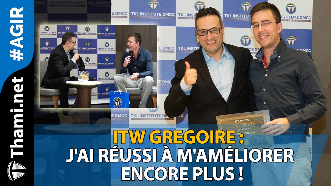 ITW Grégoire : TKL LFA c'est vraiment du lourd !