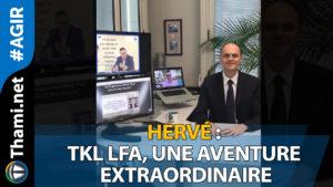 hervé hervé Hervé : TKL LFA, une aventure extraordinaire 01142017 Herv   TKL LFA une aventure extraordinaire
