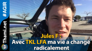 jules Jules Jules F : avec TKL LFA ma vie a changé radicalement 01212018 Jules F avec TKL LFA ma vie a chang   radicalement