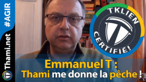 emmanuel Emmanuel Emmanuel T : Thami me donne la pêche ! 01232018 Emmanuel T Thami me donne la p  che