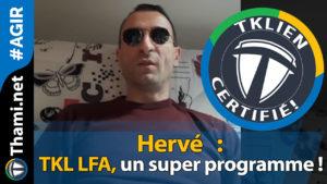 hervé Hervé Hervé : TKL LFA, un super programme ! 01232018 Herv   TKL LFA un super programme